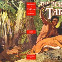 Beasts of Tarzan Dustjacket