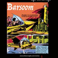 Barsoom Shirt A