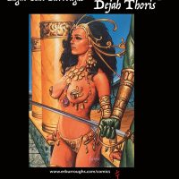Dejah Thoris Shirt