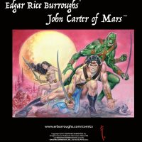 John Carter of Mars Shirt