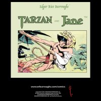 Tarzan and Jane Shirt v3
