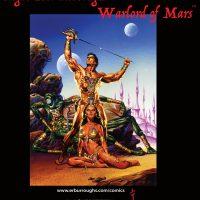 Warlord of Mars Shirt
