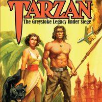 Tarzan The Greystoke Legacy Under Siege Cover square
