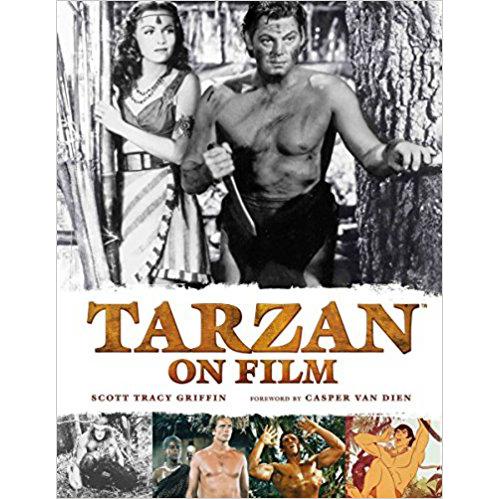 1da2425448 Tarzan on Film (autographed by Scott Tracy Griffin)