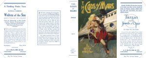 1918 The Gods of Mars [A.C. McClurg & Co]