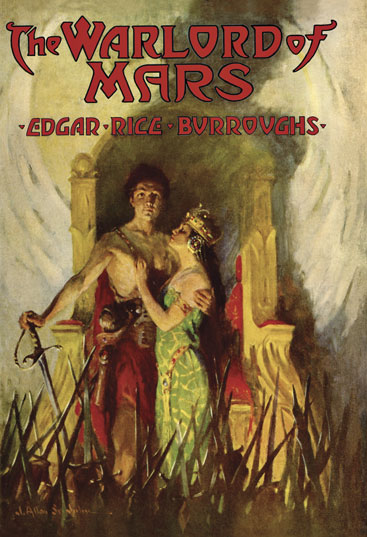 1919 The Warlord of Mars [A.C. McClurg & Co]