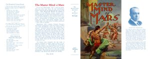 1928 The Master Mind of Mars [A.C. McClurg & Co]