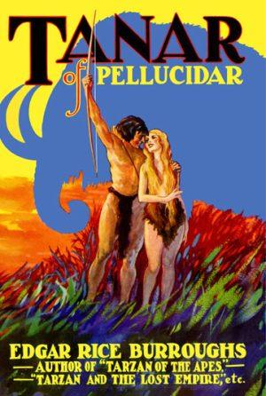 1929 Tanar of Pellucidar [Metropolitan Books, Inc.]