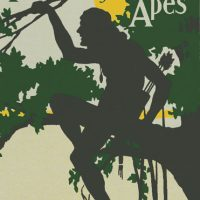 Tarzan of the Apes Dustjacket