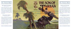 Son of Tarzan Dustjacket