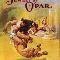 1918 Tarzan and the Jewels of Opar [A.C. McClurg & Co]
