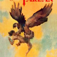 1919 Jungle Tales of Tarzan [A.C. McClurg & Co]