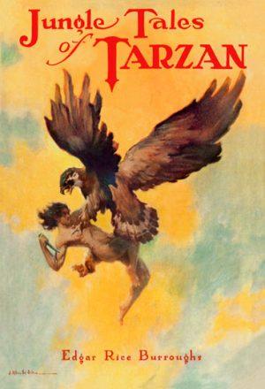 1919 Jungle Tales of Tarzan [A.C. McClurg & Co]