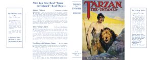 1920 Tarzan the Untamed [A.C. McClurg & Co]