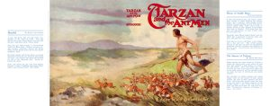 1924 Tarzan and the Ant Men [A.C. McClurg & Co]