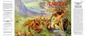 1930 Tarzan at the Earth's Core [Metropolitan Books, Inc]