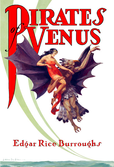 1934 Pirates of Venus [ERB, Inc]