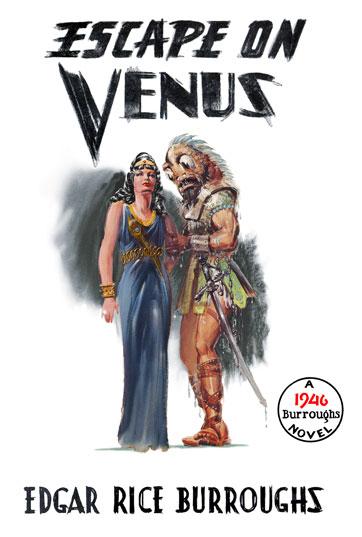 1946 Escape on Venus [ERB, Inc]