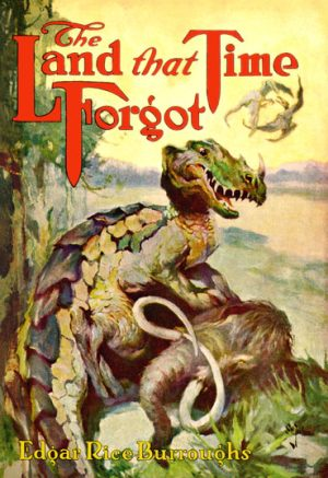 1924 The Land That Time Forgot [A.C. McClurg & Co]