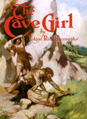 1925 The Cave Girl [A.C. McClurg & Co]