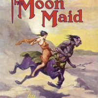 1926 The Moon Maid [A.C. McClurg & Co]