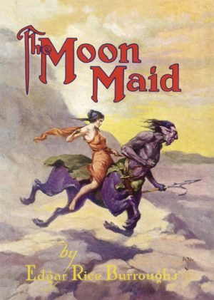 1926 The Moon Maid [A.C. McClurg & Co]