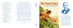 1927 The War Chief [A.C. McClurg & Co]