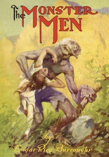 1929 The Monster Men [A.C. McClurg & Co]